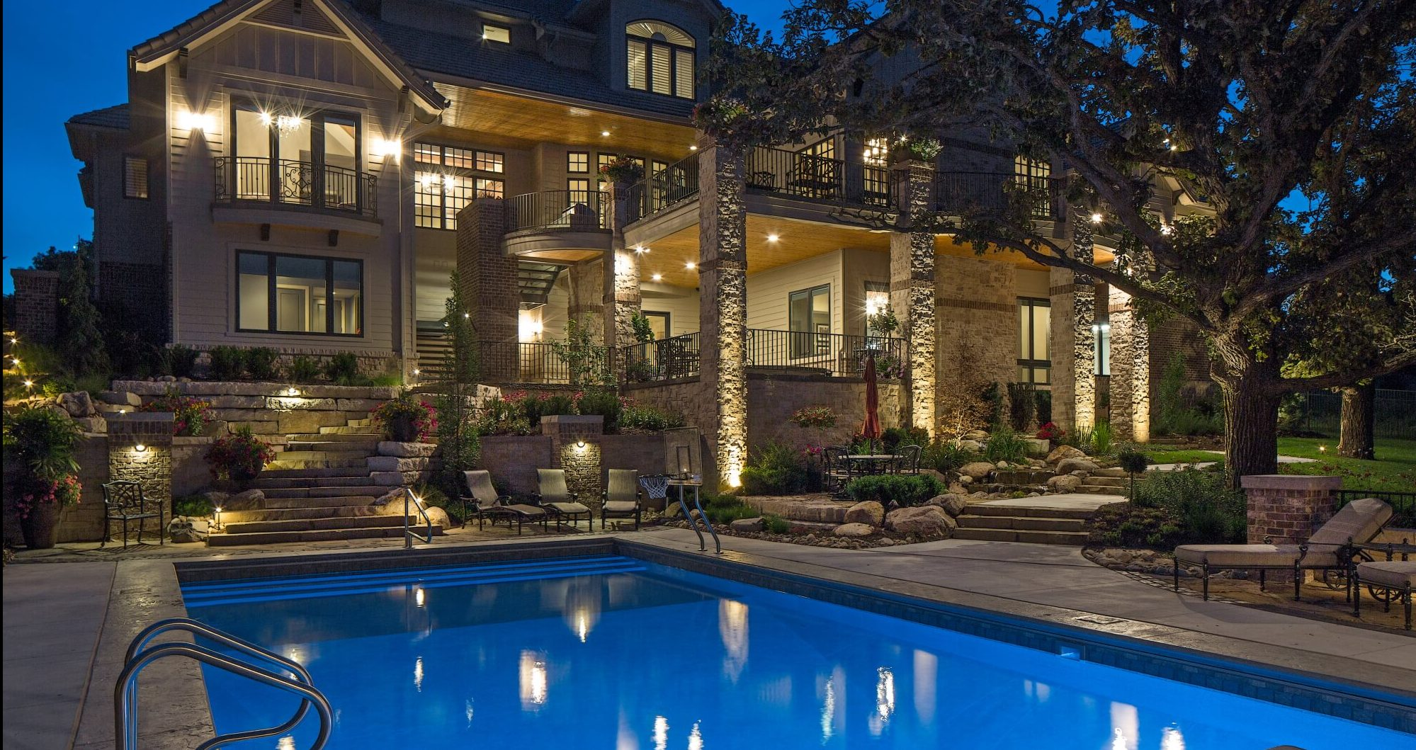 McKay Landscape Lighting Omaha Nebraska
