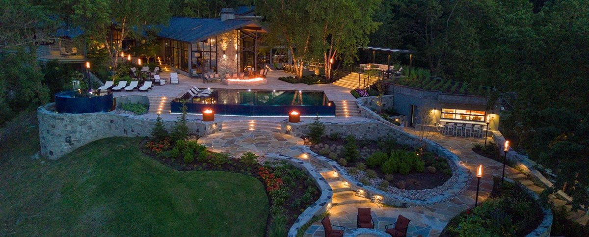 Best Landscape Lighting Companies Omaha Nebraska