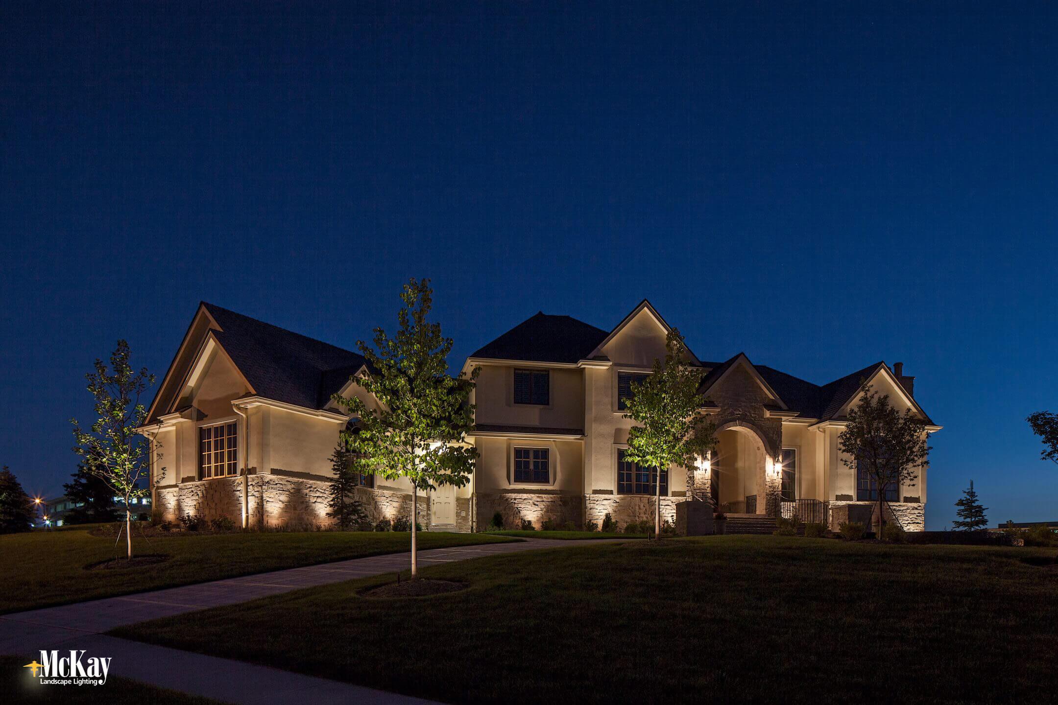 McKay Landscape Lighting | Omaha Nebraska