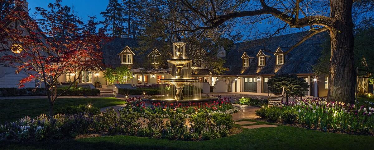 Best Outdoor Lighting Companies Omaha Nebraska Commercial Landscape